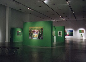 Uriburu, historical work. Image of the exhibition